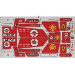 lego sticker 8674