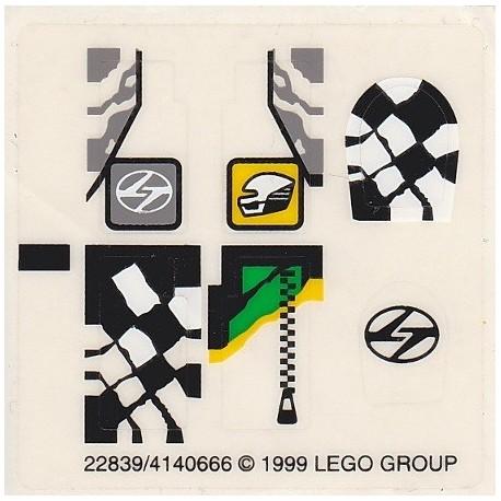 8300 LEGO Technic Guys ( 2000 )
