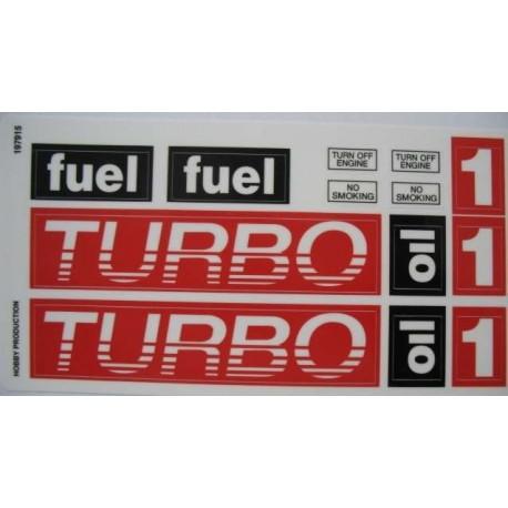 5540 Formula 1 Racer (1986)