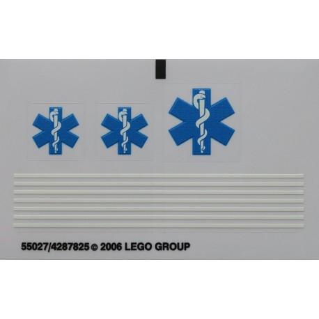 2006 - 7890 Ambulance