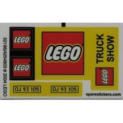 10156 LEGO Truck ( 2004 )