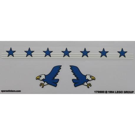 6615 Eagle Stunt Flyer ( 1996 )