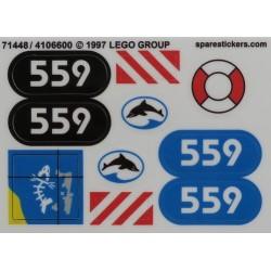 6559 Deep Sea Bounty ( 1997 )