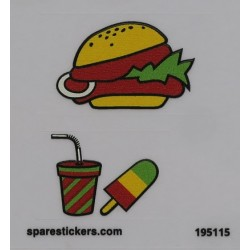 6683 Hamburger Stand ( 1983 )