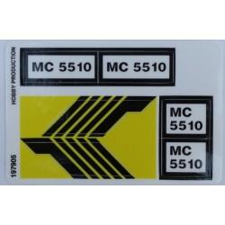 1986 - 5510 Off Road 4 X 4