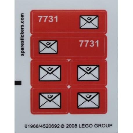 7731 Mail Van (2008 )