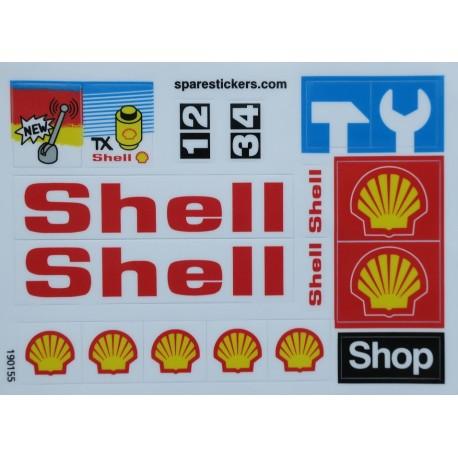 6378 Shell Service Station (1986 )