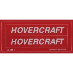 663-1 Hovercraft ( 1977 )