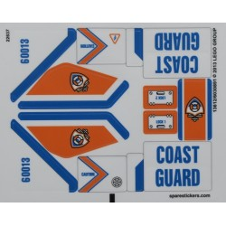 60013 Coast Guard Helicopter ( 2013 )