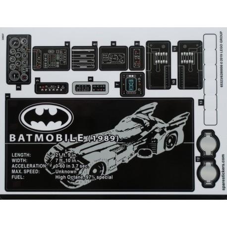 76139 1989 Batmobile ( 2019 )