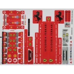 8654 Scuderia Ferrari Truck ( 2005 )