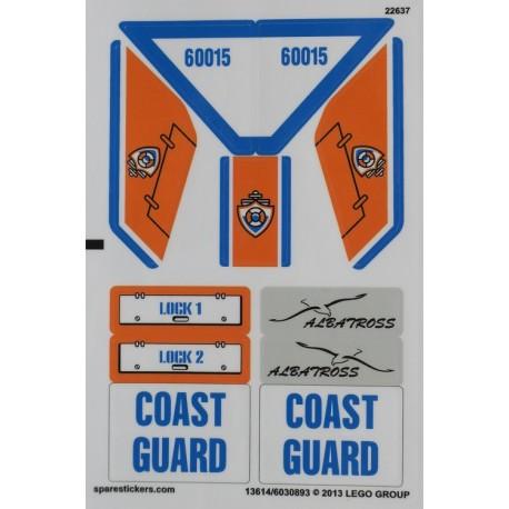 60015 Coast Guard Plane ( 2013 )