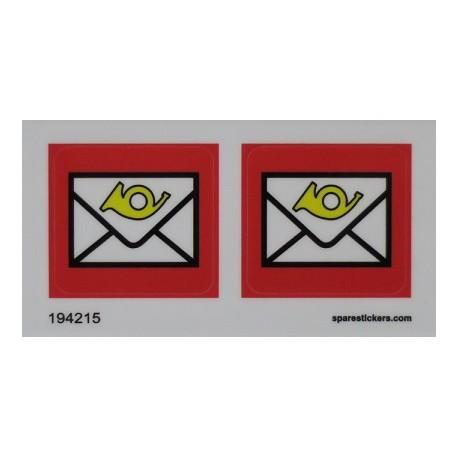 6651 Mail Truck (1982)