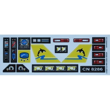 8286 3-In-1 Car ( 1996 )