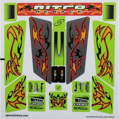 8649 Nitro Menace ( 2005 )