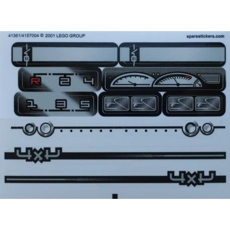8466 4x4 Off-Roader ( 2001 )