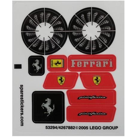 8653 Enzo Ferrari 1:10 ( 2005 )