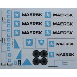 10219 Maersk Train ( 2011 )