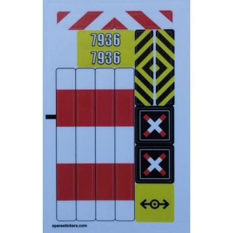 7936 Level Crossing ( 2010 )