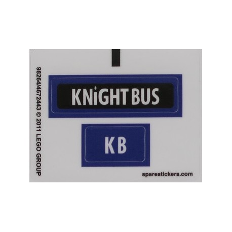 4866 The Knight Bus ( 2011 )