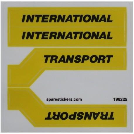 6367 Semi Truck (1984)