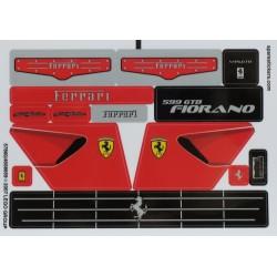 8145 Ferrari 599 GTB Fiorano 1:10 ( 2007 )