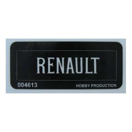 391 Renault 1926 (1975)
