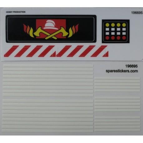 6385 Fire House-I (1985)