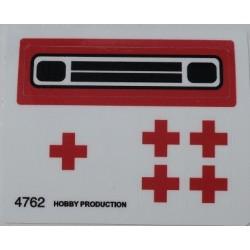 623 Red Cross Car ( 1978 )