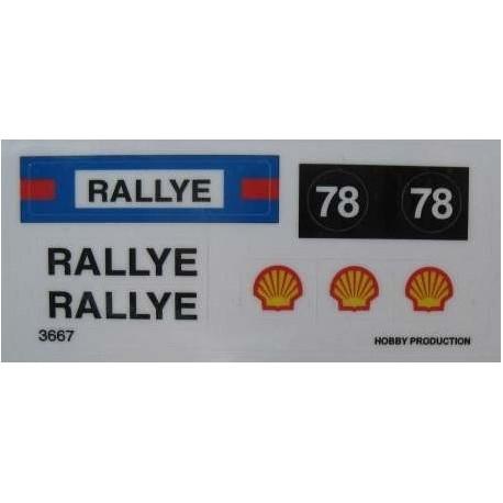 619 Rally Car (1977)