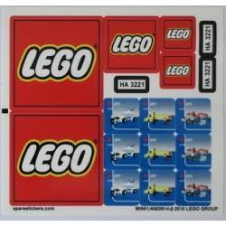 3221 LEGO City Truck ( 2010 )