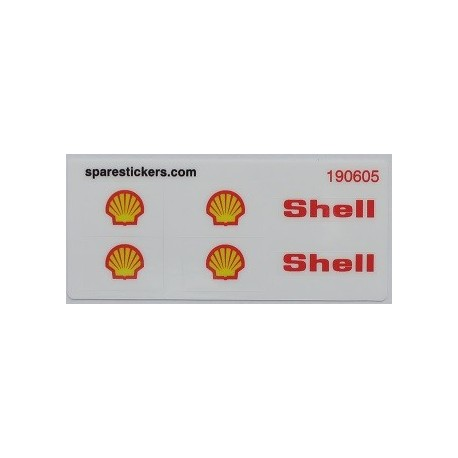 7813 Shell Tanker Wagon (1986)