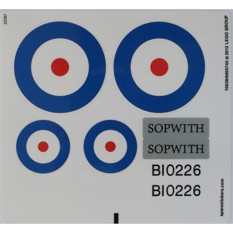 10226 Sopwith Camel ( 2012 )