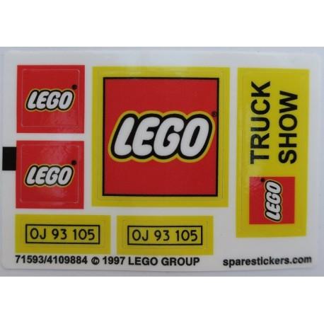 2148 LEGO Truck (1997 )