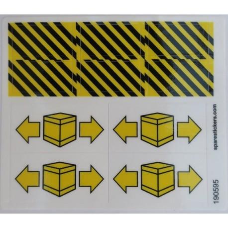 7823 Container Crane Depot (1986 )
