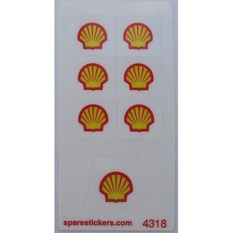 604 Shell Service Car ( 1978 )