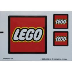 3723 LEGO Mini-Figure ( 2000 )