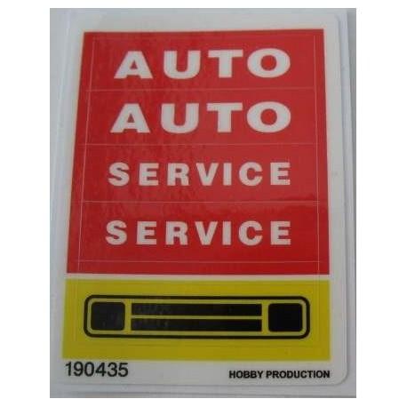 646 Auto Service (1979)