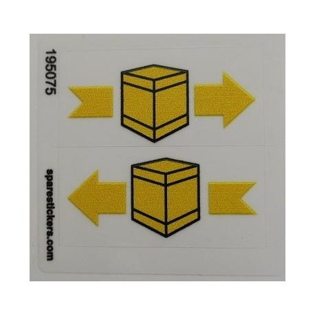lego stickers 6624