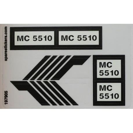 lego sticker 5510