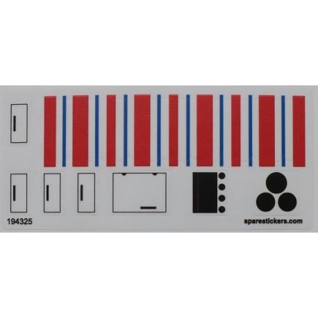 lego sticker 6372
