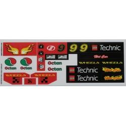 lego sticker 8440