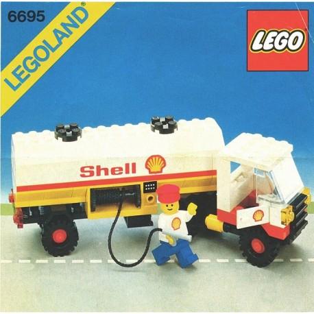 6695 Tanker Truck ( 1984 )